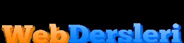 WebDersleri.Net – Web Dünyasının Bilgi Kaynağı
