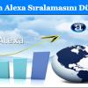 Sitenin Alexa Sıralamasını Düşürme