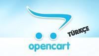 OpenCart V2.0.1.1 Türkçe Tam Sürüm