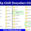 Windows Xp Gizli Dosyaları Görüntüleme