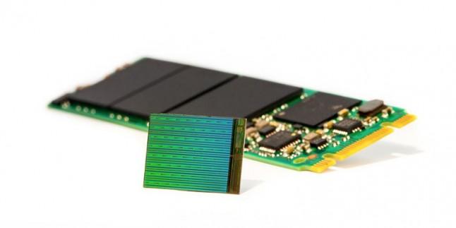 SSD üretiminde yeni teknoloji