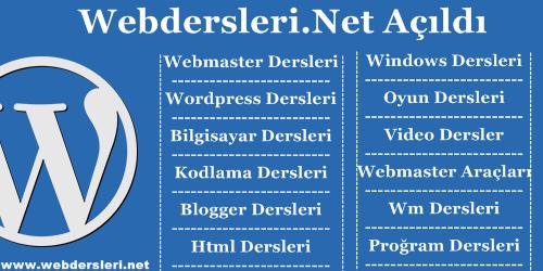 webdersleri.net-acildi